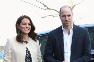 Принц Вільям та Кейт Міддлтон найняли для сина додаткову охорону через погрозу нападу