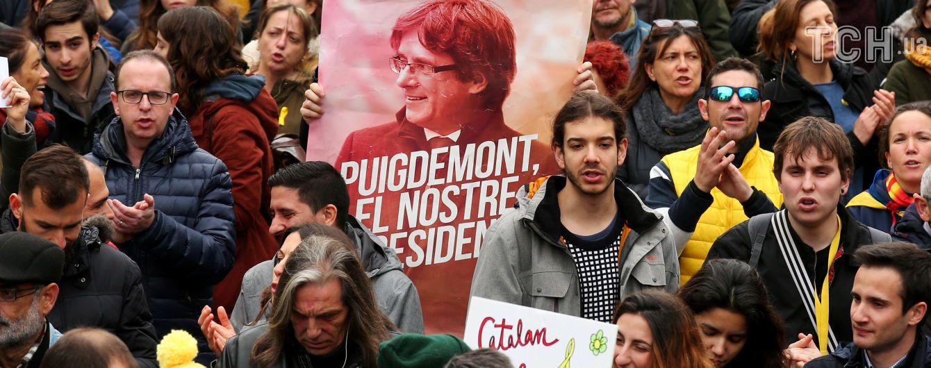 Нездатний до втечі: суд відмовив прокуратурі видавати Пучдемона Іспанії