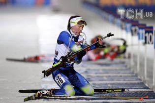 Домрачева виграла останній спринт сезону, але програла боротьбу за Малий глобус