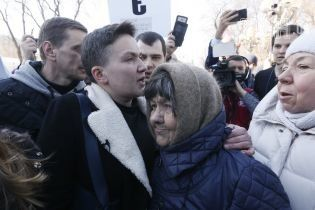 Савченко доправили для перевірки на детекторі брехні