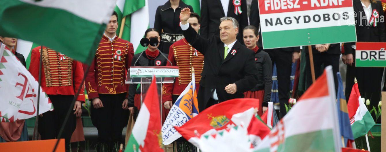 У Климкина обвинили Венгрию в имперском мышлении