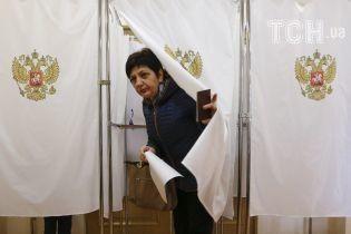 В Украине позволяют проголосовать за президента РФ только по дипломатическому паспорту