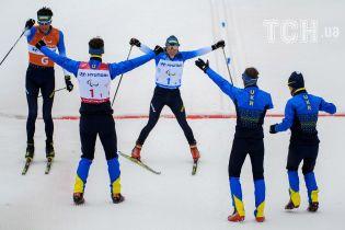Украинцы выиграли 22 медали на Паралимпийских играх в Пхенчхане