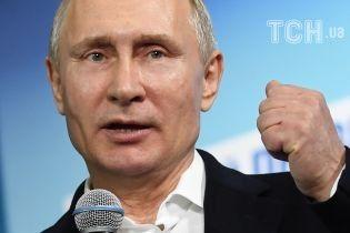 Російські кораблі з ракетами постійно чергуватимуть у Середземному морі – Путін
