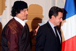 Не перераховував: посередник переконує, що Саркозі отримував гроші від Каддафі