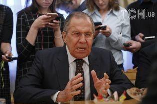 Голова МЗС РФ Лавров зустрівся з американськими конгресменами у Москві