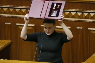 Савченко відмовилася свідчити поліграфологу