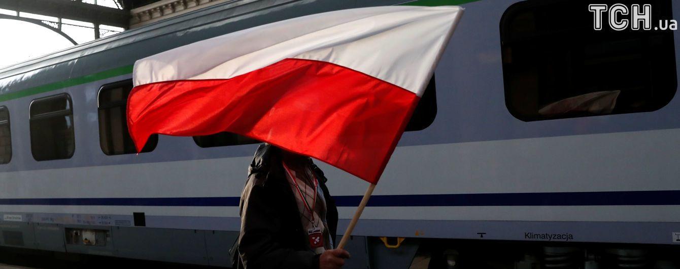 В Польше радикалы готовят провокации от имени украинских националистов - посольство