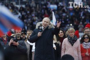 В России уже начали выбирать президента