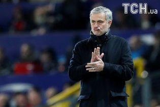 """Моуринью сказал боссам """"Манчестер Юнайтед"""", кого хочет купить зимой"""