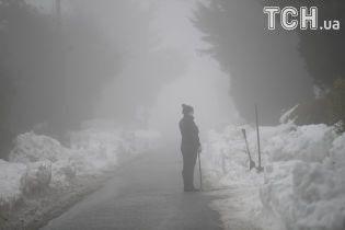 Весняну відлигу в Україні супроводжуватимуть дощ і туман