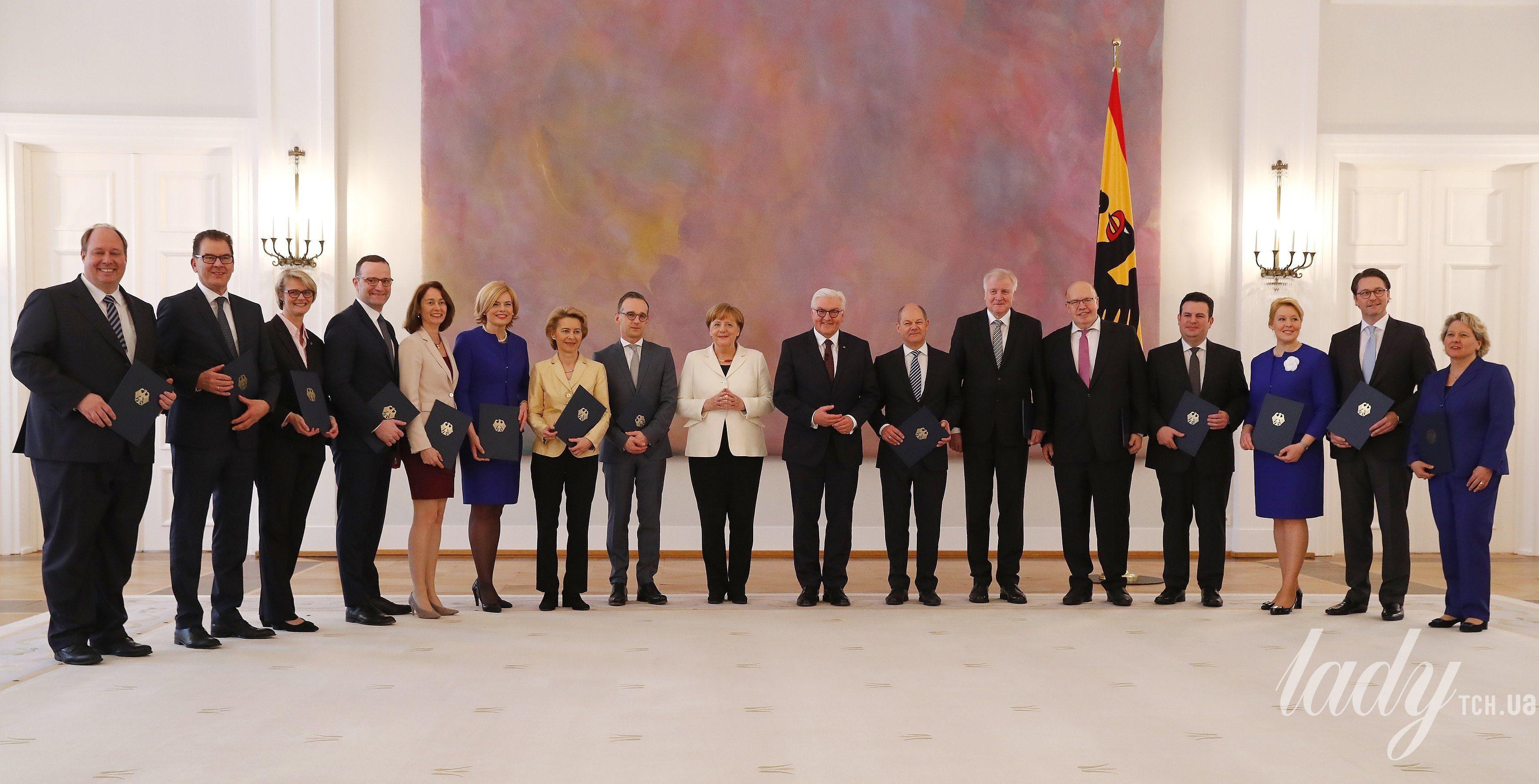 Женщины-политики в парламенте Германии_1