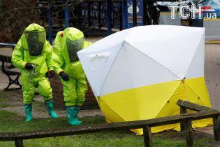 У Британії закликають запровадити проти РФ нові санкції через застосування хімічної зброї - ЗМІ