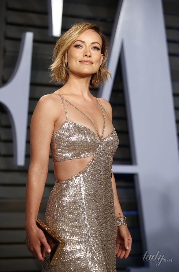 Откровенные образы звезд на Vanity Fair Oscar Party_2