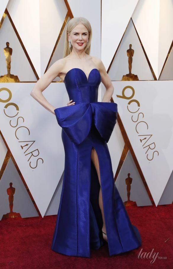 Оскар-2018, самые красивые образы_9