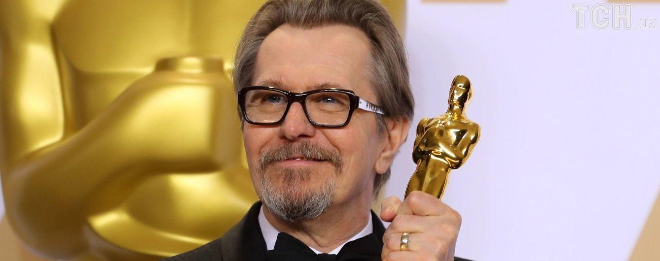 """Як минув """"Оскар-2018"""": перша у житті статуетка Олдмена та """"лезгінка"""" від Лоуренс"""