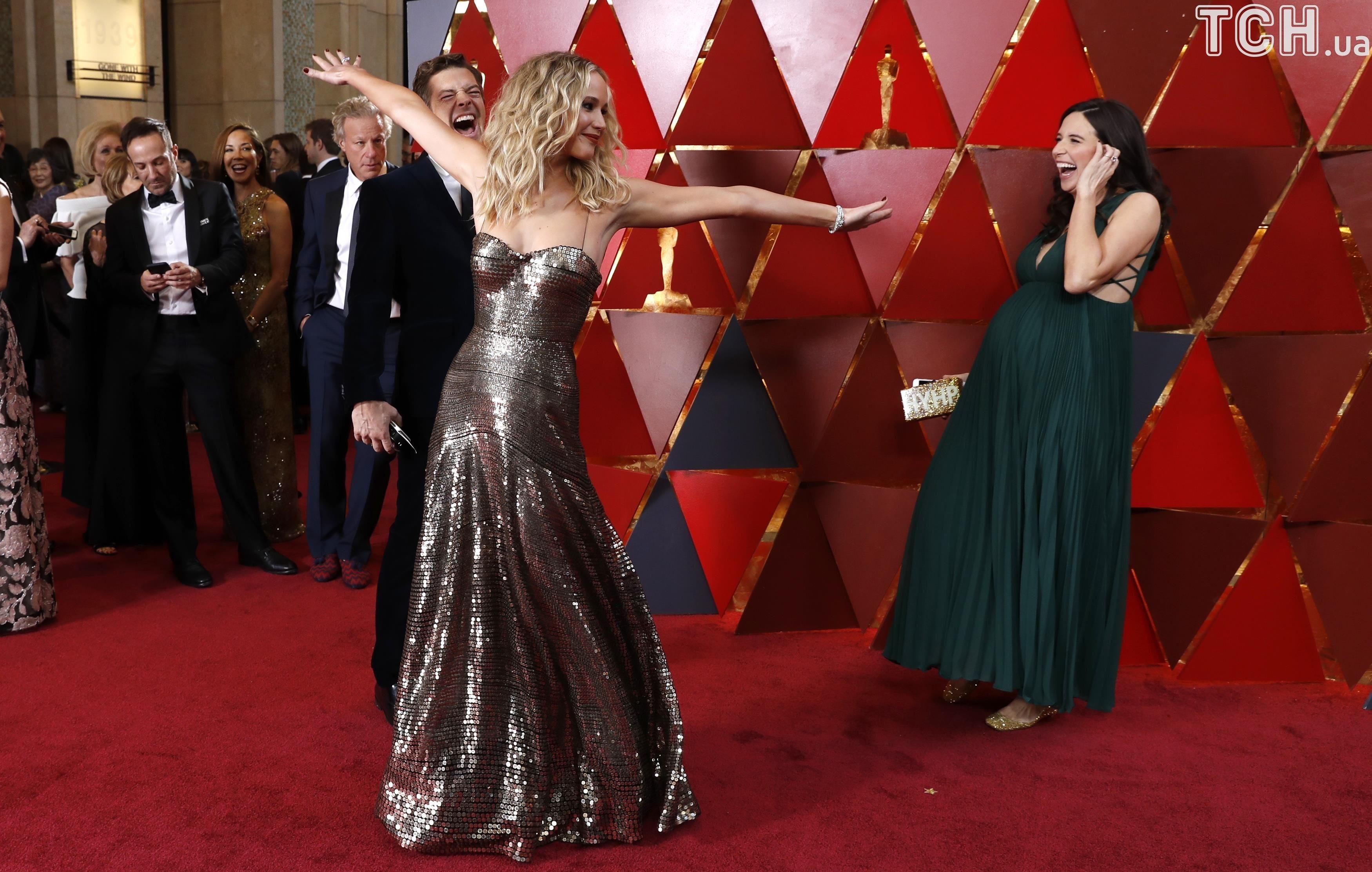 """Дженніфер Лоуренс """"Оскар 218"""""""