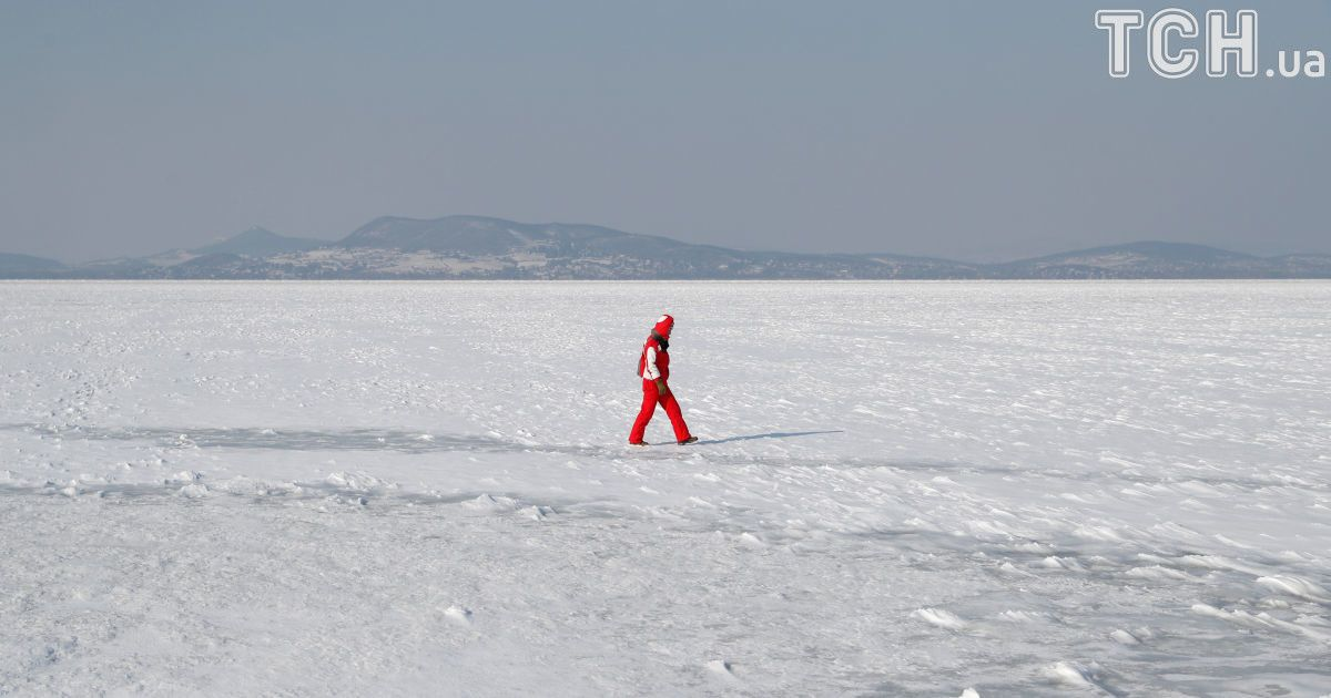 Венгрия, озеро Балатон @ Reuters