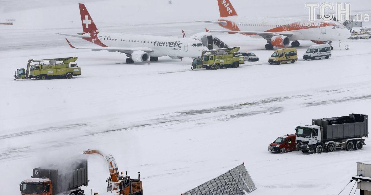 Швейцария @ Reuters