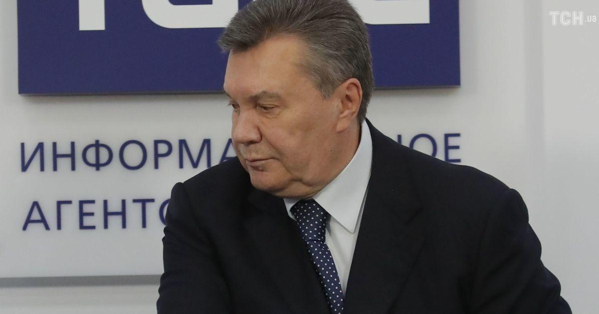 СБУ дважды сообщала Януковичу об угрозе интервенции со стороны РФ - прокурор