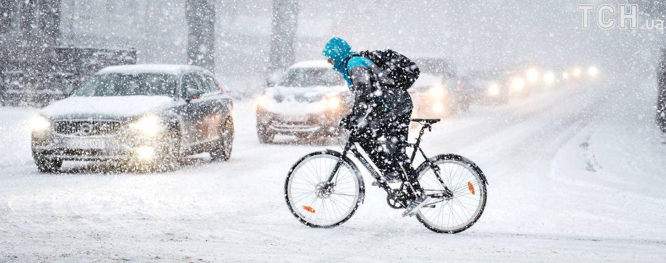 До України насувається ще один потужний циклон зі снігами, а потім буде весна