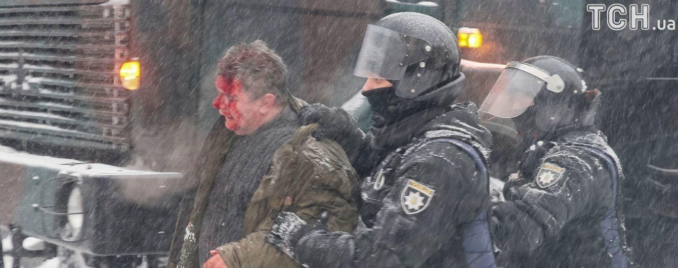 """""""Ми теж прикрутили"""". Аваков пожартував з приводу затримань протестувальників біля Ради"""