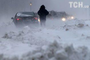 Снігова буря спровокувала надзвичайний стан у США