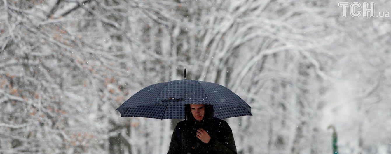 Метели и сильный ветер. Синоптики объявили штормовое предупреждение в Украине