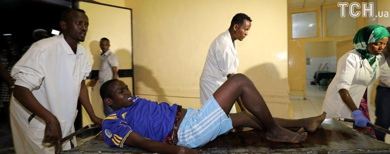 По меньшей мере 5 человек погибли на рынке наркотиков в Сомали