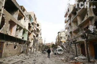 Армія Асада посилила наступ у сирійській Східній Гуті