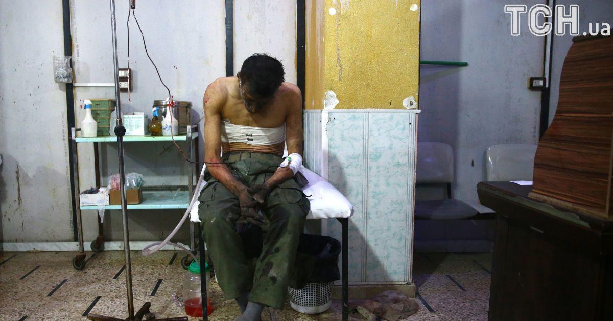 В ООН заявляють зростання кількості жертв бомбардування лікарень у Східній Гуті