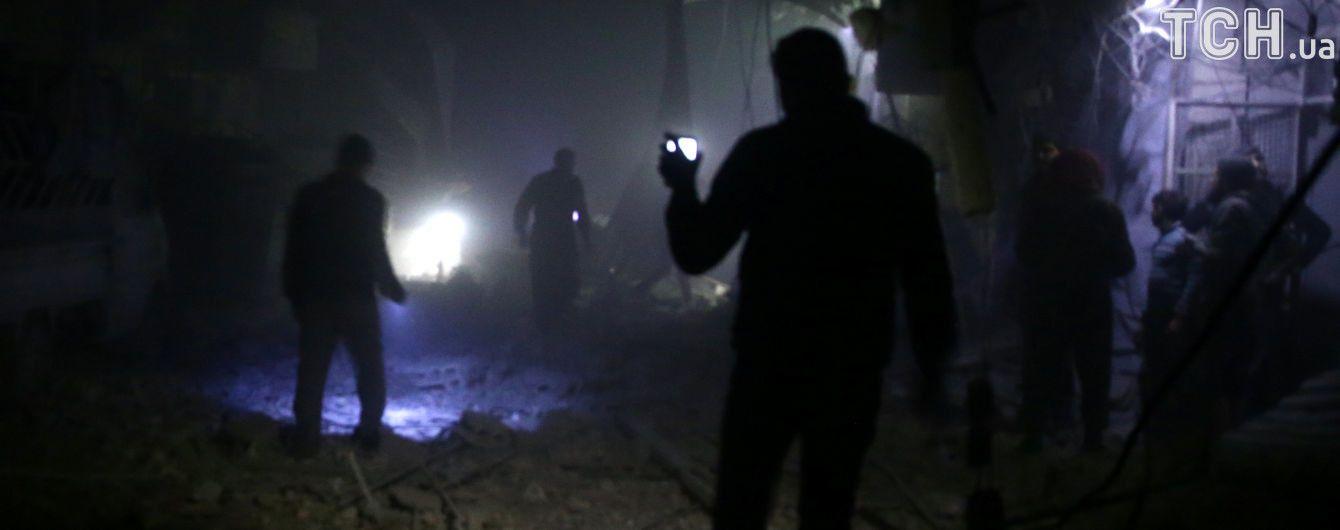 В Сирии 15 российских наемников подорвались на складе боеприпасов