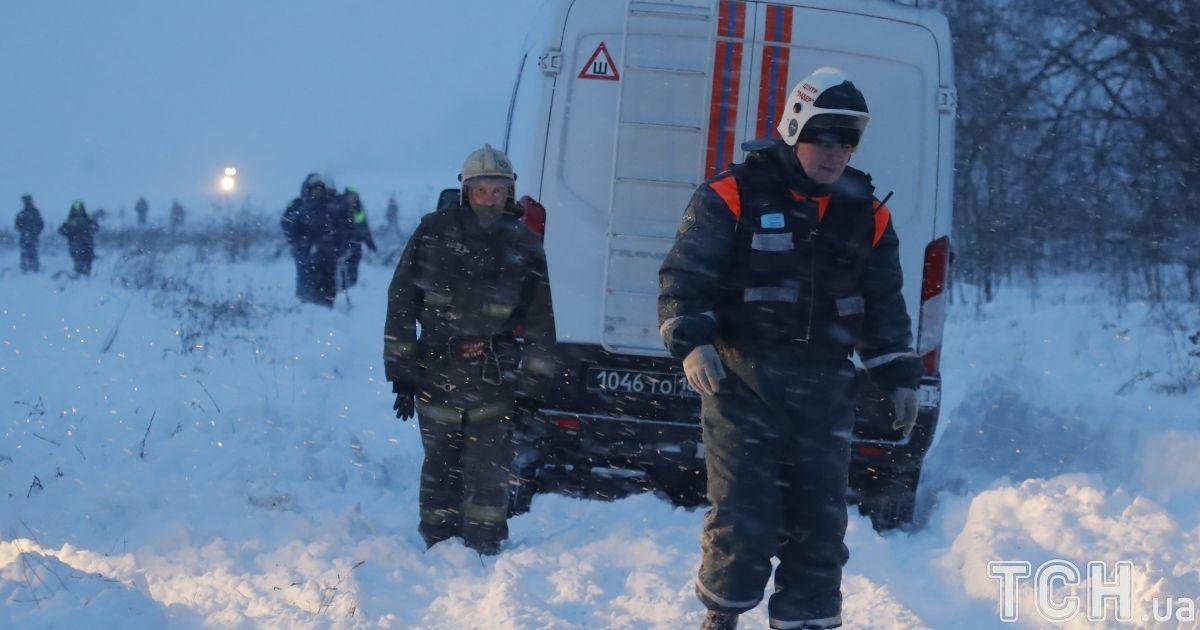 Останні подробиці авіакатастрофи в Росії: шансів залишитися живими не було ні в кого