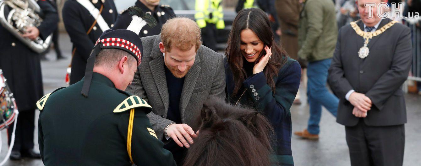 Норовливий поні ледве не покалічив принца Гаррі у Шотландії