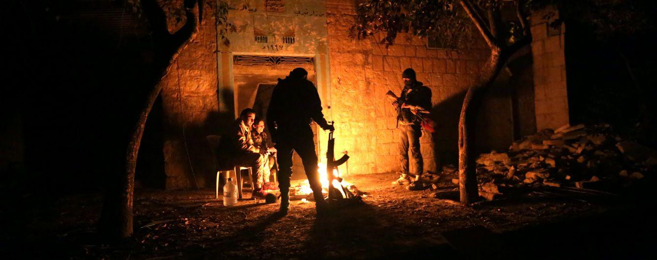 Среди 200 погибших от авиаудара наемников в Сирии большинство были русскими - Bloomberg