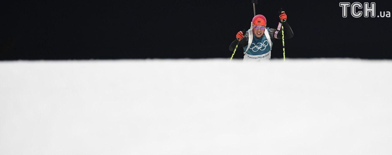 Дальмайер делает золотой дубль Олимпиады-2018, Вита Семеренко попала в топ-20 персьюта
