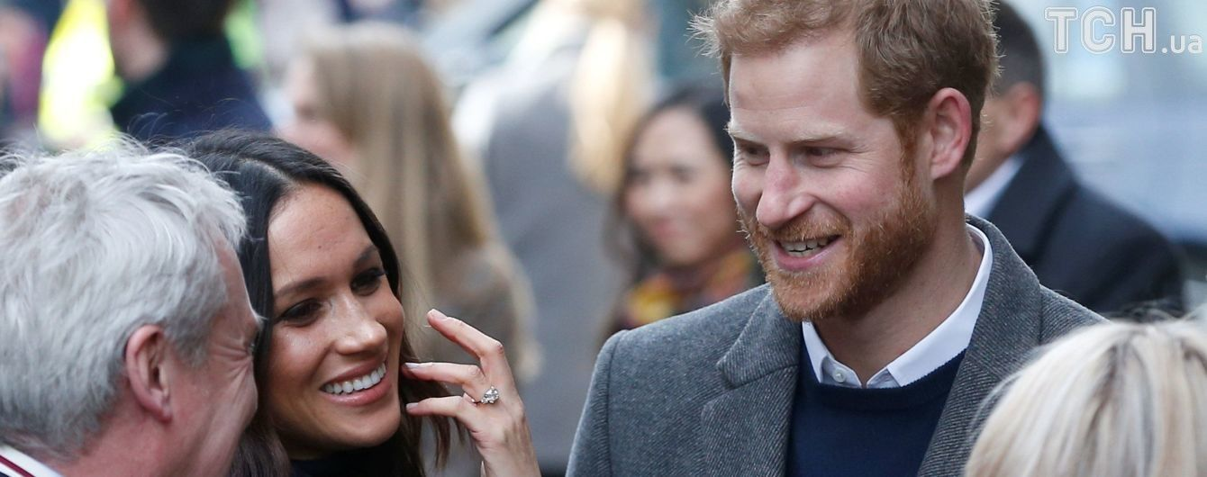 Принц Гарри с Меган Маркл отпраздновали Масленицу в Эдинбурге