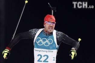 Пайффер - олімпійський чемпіон у спринті, провал Фуркада та 21 місце Підручного