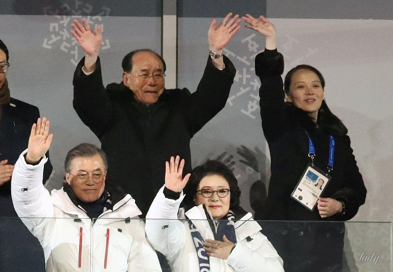 Сестра лидера КНДР Ким Ё Чжон_6