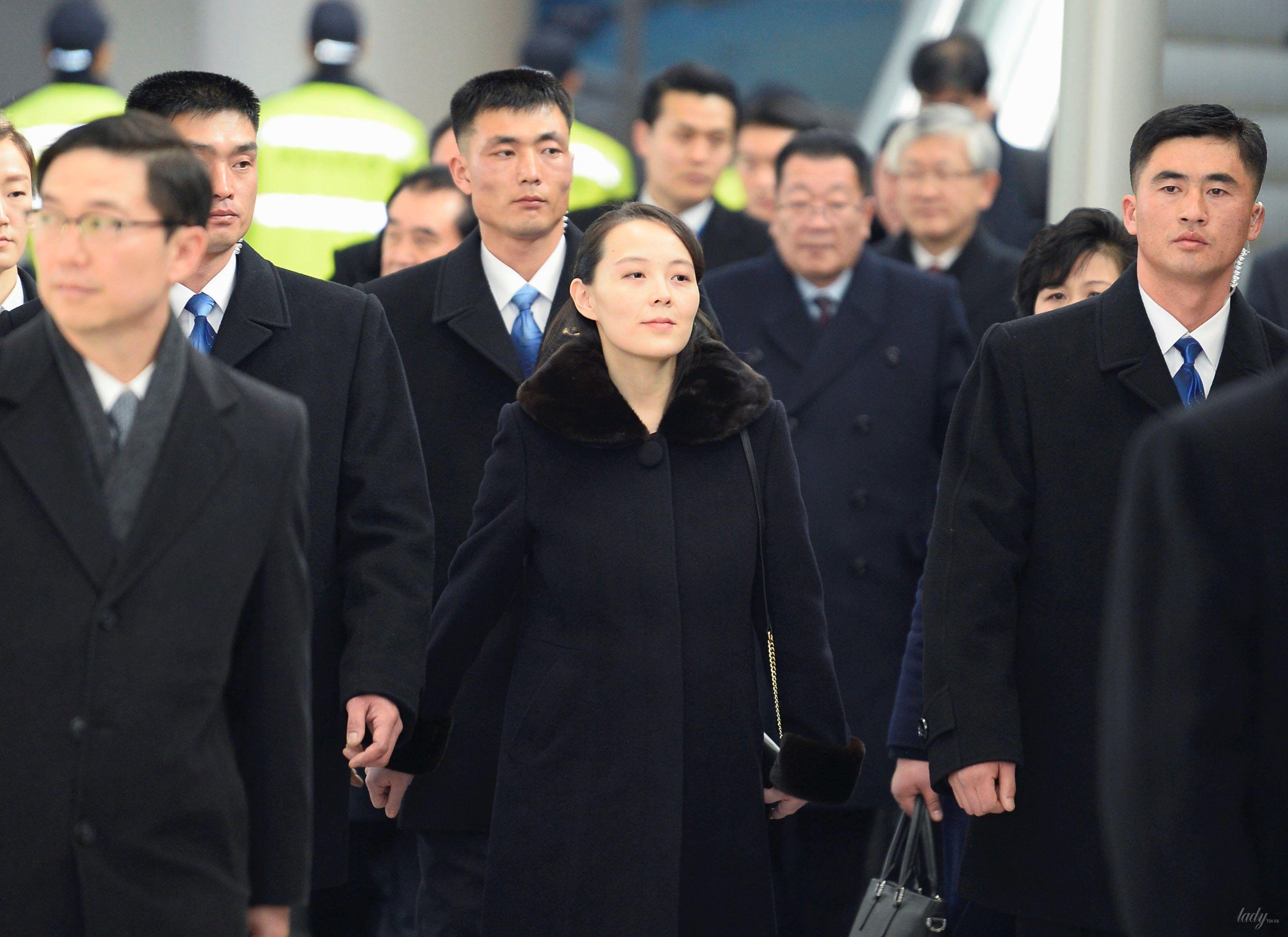 Сестра лидера КНДР Ким Ё Чжон_2