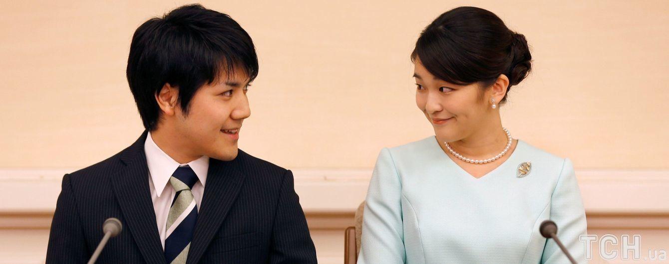 Принцесса Японии отложила брак с женихом, из-за которого она потеряет свой титул
