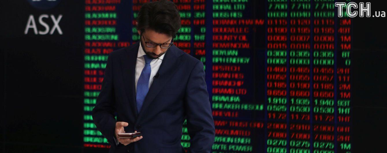 Через обвал фондових ринків найбагатші люди світу втратили 114 мільярдів доларів