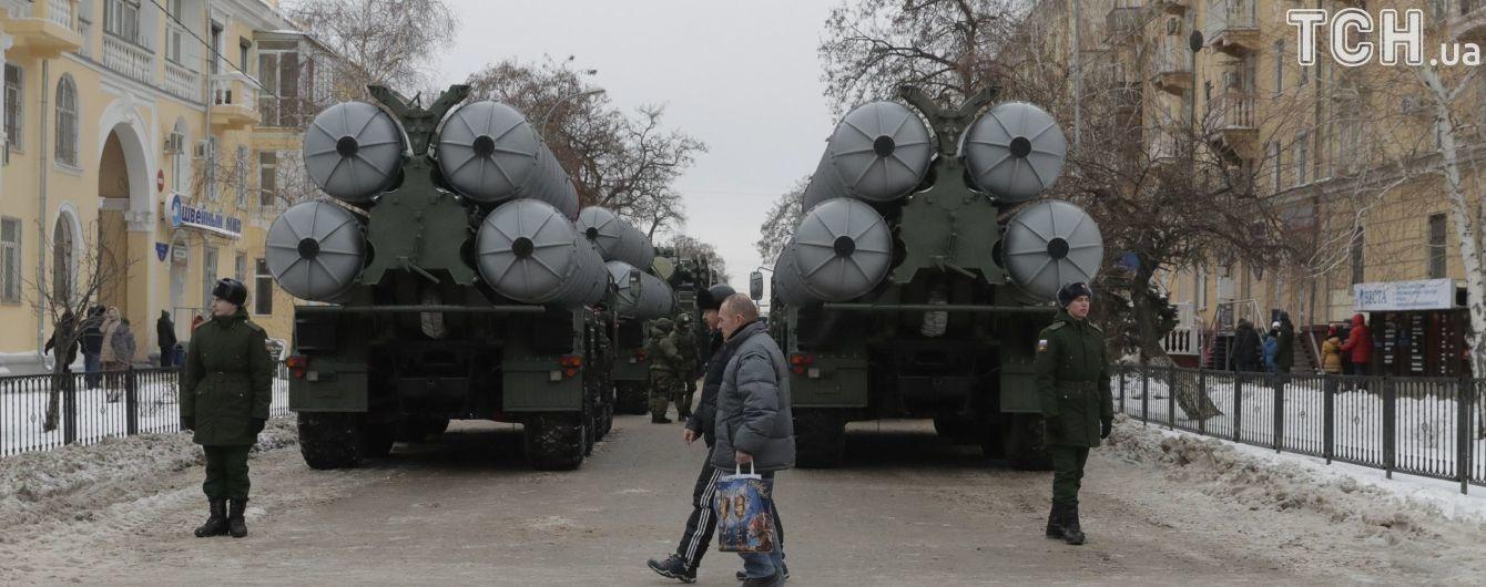 Поставки російських зенітних систем С-400 до Туреччини розпочнуться 2019 року