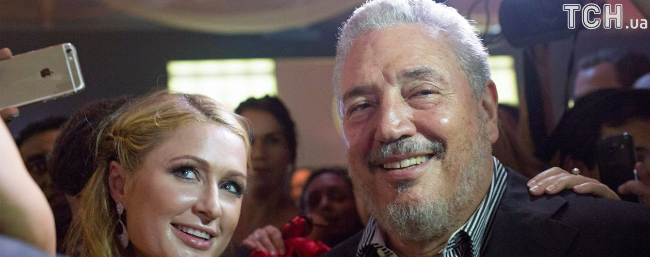 Сына Фиделя Кастро, который покончил с собой, похоронили на главном кладбище в Гаване