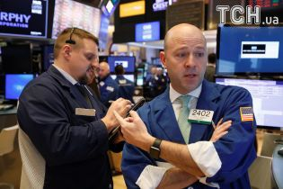 Новый обвал на фондовом рынке США: Dow Jones упал более чем на тысячу пунктов