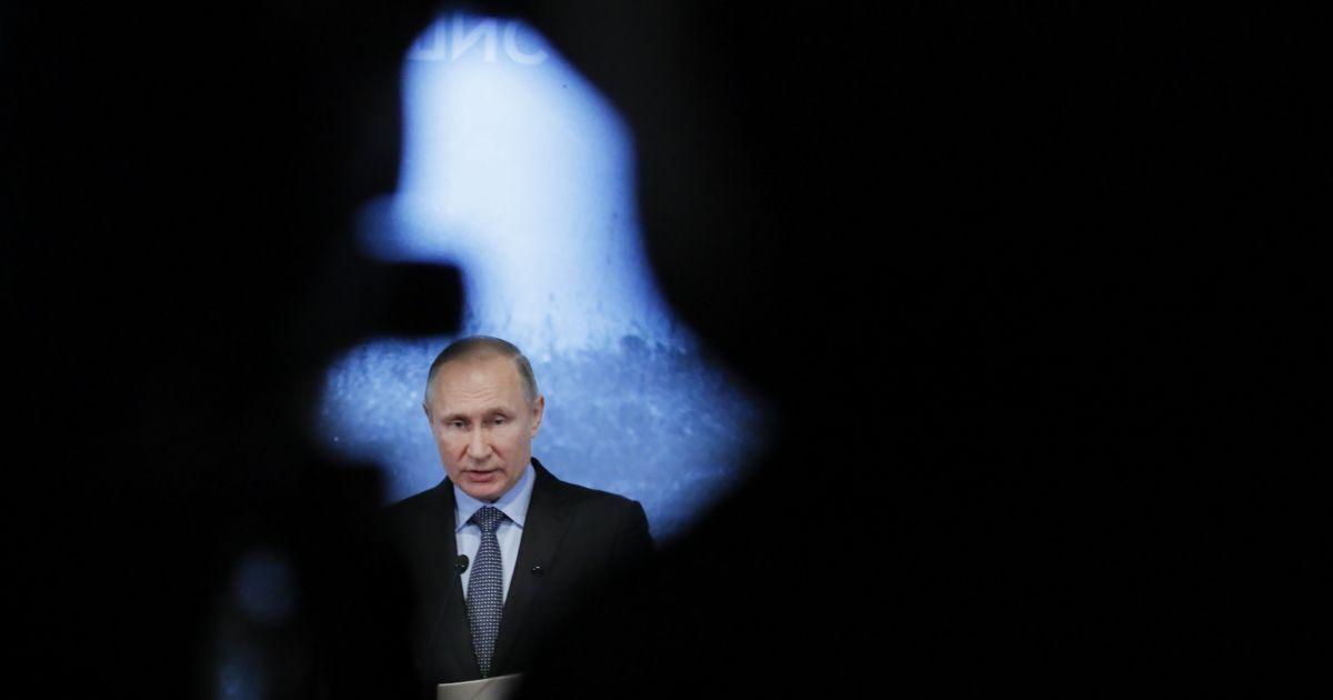Абрамович, Касперский и Песков. В США определили круг приближенных к Путину