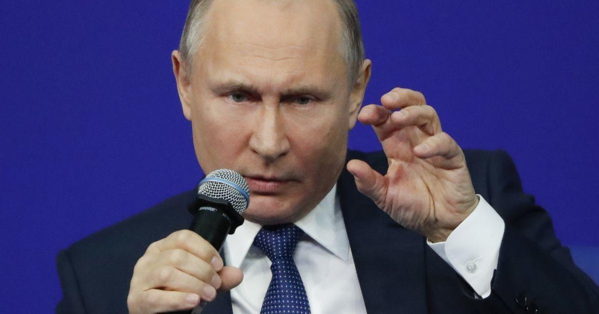 """""""Недружественный акт"""". Путин впервые прокомментировал """"кремлевский доклад"""" США"""