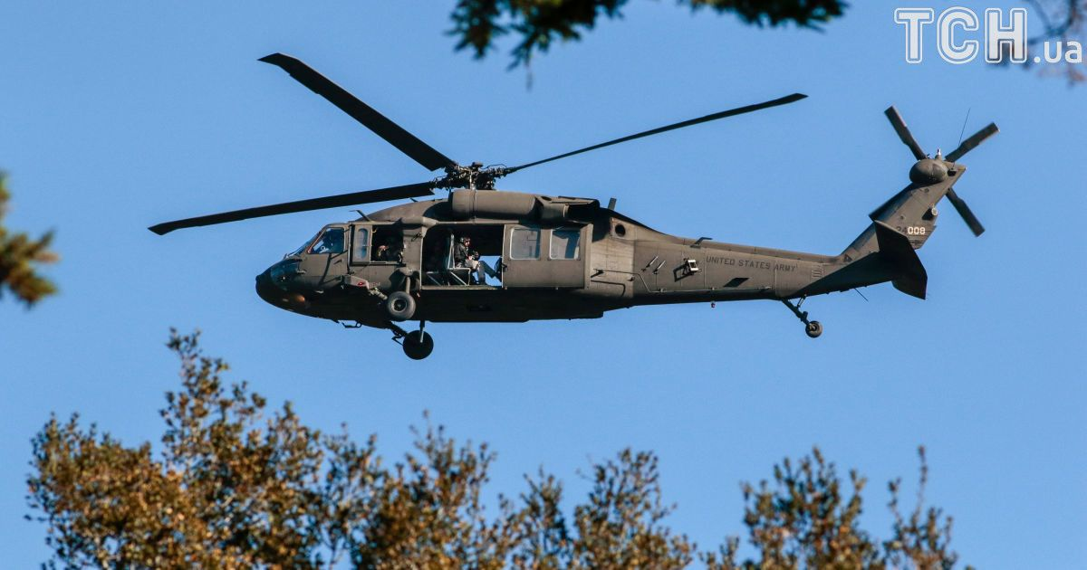 В Канаде разбился вертолет, есть погибшие