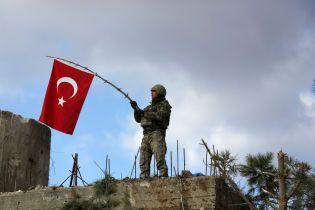 Турция заявила о полном контроле над сирийским Африном