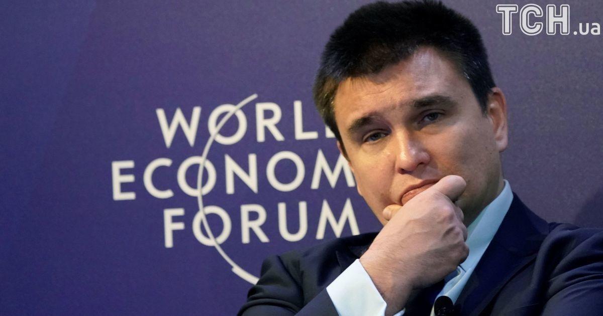 Россия будет пытаться превратить Донбасс на троянского коня в составе Украины - Климкин